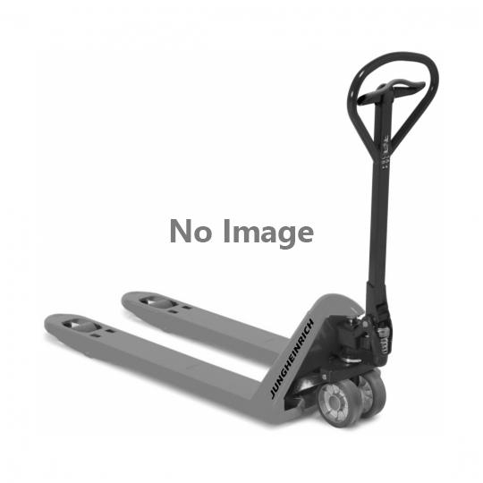 Påbyggseksjon med 10 palleplasser (BxH: 2x5), høyde: 6 000mm